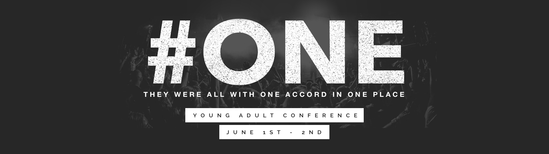 #ONE Young Adult Conference